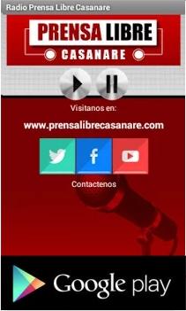 google play app prensalibre casanare