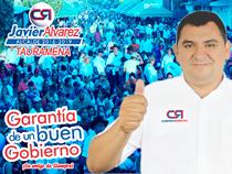 banner banner politico javier alvarez
