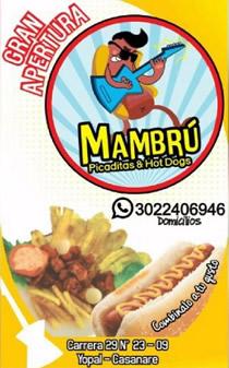 banner banner mambru