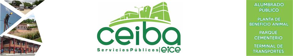 banner banner ceiba