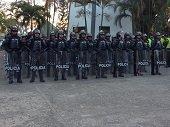 Disturbios en La Chaparrera durante segundo día de Paro Agrario