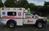 Tabasco O�l Company don� ambulancia medicalizada a Paz de Ariporo