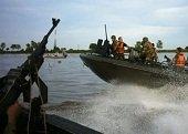 Corporinoquia y la Armada Nacional articulan Plan Estratégico Ambiental
