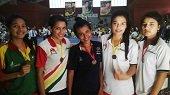 El taekwondo nuevamente ba�� de oro a Casanare en Abierto Nacional en Cartagena