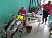 """574 personas atendi� brigada de salud en  """"Las Guamas"""" en Paz de Ariporo"""