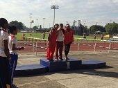 Casanare obtuvo oro y plata en Campeonato Nacional Juvenil de Atletismo en Cali
