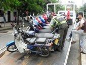 Este sábado nuevamente restricción a motos en Yopal