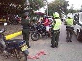 Restringen circulación de motocicletas en todo el departamento de Casanare este sábado