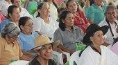 En Nunch�a  inici� pago de tercer subsidio del a�o para adultos mayores