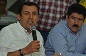 Nuevamente se re�nen los Gobernadores de Boyac� y Casanare
