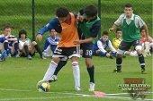 Pruebas de selecci�n de nuevas figuras del futbol realiza el Club Atl�tico New Camp en Yopal