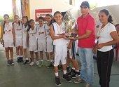 Yopal gan� torneo de baloncesto en Paz de Ariporo