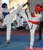 Taekwondo casanare�o al Open de las Am�ricas