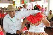 Escogida representaci�n de Casanare en encuentro nacional del adulto mayor