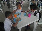 16 mil raciones diarias entrega programa de alimentaci�n escolar en Yopal