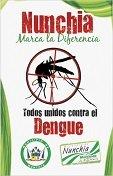 """Hoy en Nunch�a """"todos contra el dengue"""""""