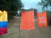 16 d�as completan bloqueos a Perenco en Aguazul