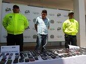 Capturan a ciudadano Peruano dedicado al hurto  y estafa de celulares en Yopal