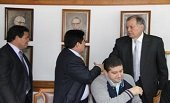 Hoy lectura de fallo al Alcalde de Yopal Willman Celem�n en la Procuradur�a
