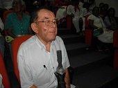 A los 85 a�os don Jorge Rodr�guez termin� la primaria en Colegio de Yopal
