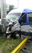 Accidente de tr�nsito en Aguazul dej� 17 personas lesionadas