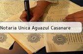 Pol�mica por nombramiento de notario en Aguazul