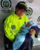 En Monterrey fue rescatada bebe robada en Bogot�