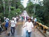 Atendiendo Acci�n Popular Gobernaci�n deber� adelantar obras de recuperaci�n de la carretera a T�mara