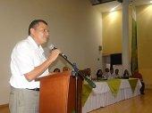 """""""Tenemos que lograr lazos de amistad entre todos, ya no m�s peleas"""", Hern�n Rivera Salcedo"""
