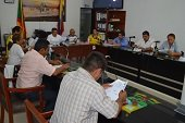 Concejo de Paz de Ariporo le aprob� vigencias futuras al Alcalde Bejarano