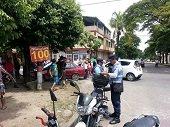 Accidente por falta de se�alizaci�n en Yopal