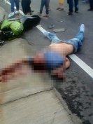 Accidentes de tr�nsito en la v�a hacia el norte de Casanare dejan un muerto y dos lesionados