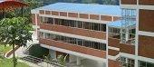 A 3 a�os de haberse entregado se cae a pedazos el Bloque Administrativo del colegio Le�n de Greiff en Aguazul