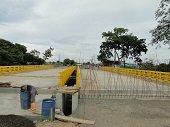 En 15 d�as quedar� habilitado puente vehicular sobre el Ca�o Usivar a la altura de la calle 40 en Yopal
