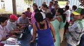 """Tabasco O�l  Company y Secretar�a de Salud de Paz de Ariporo realizan brigada de salud y servicios sociales en """"El Totumo"""""""