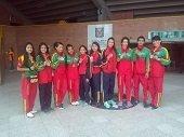 Taekwondo casanare�o regres� triunfante de Copa Internacional ciudad de Bogot�