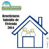 Comfacasanare dio a conocer el listado de beneficiarios para subsidio de vivienda