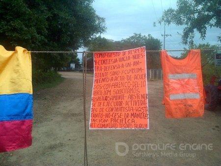 """Denuncian """"actitud arrogante, omisiva, de desprecio  y desafiante"""" de la Compañía Perenco contra comunidades de Aguazul"""