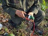 Polic�a desactiv� granada en complejo ganadero de Guamal. Balance operativo de la Polic�a en el Meta