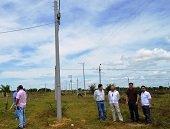 3.300 millones cost� proyecto de electrificaci�n en Paz de Ariporo