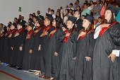 Unipamplona contin�a graduando profesionales competitivos de Casanare