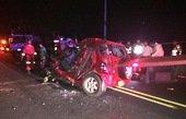 Dos muertos y 6 heridos dejo accidente en la v�a Yopal Aguazul