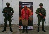 En S�cama el Ej�rcito captur� presunto integrante de las redes de apoyo del frente 28 de las FARC