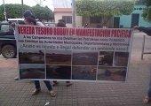 Denuncian a Perenco por cortarle el gas a comunidad que protesta en Aguazul