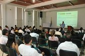 MinMinas realiz� en Corporinoquia taller sobre buenas pr�cticas de explotaciones de material de arrastre