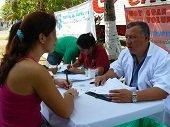 Marat�n de donaci�n de sangre hoy en Yopal