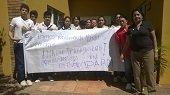 En Paro se declararon auxiliares administrativos de Colegios oficiales de Villanueva