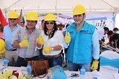 Idury lanz� proyecto de vivienda de inter�s prioritario Ciudadela Villa David