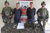 Ej�rcito neutraliz� cuatro integrantes del ELN en zona rural de Aguazul