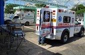 Alcald�a de Paz de Ariporo entreg� ambulancia donada por petrolera a Red Salud Casanare